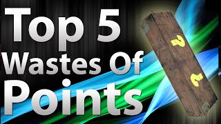 "getlinkyoutube.com-TOP 5 Wastes Of Points in ""Call of Duty Zombies"" - Black Ops 2 Zombies, Black Ops, & World at War"