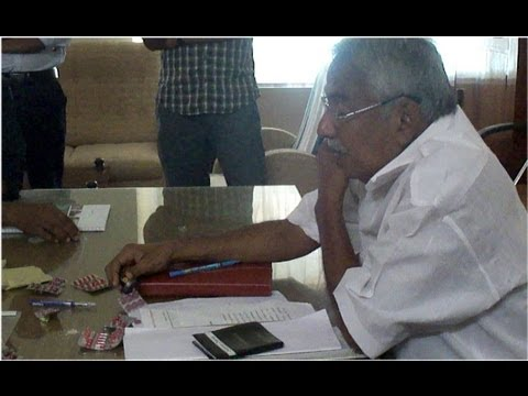 Side effects of IFA tablets (Iron) | Mohanan Vaidyar with Oomen Chandy Chief Minister of Kerala