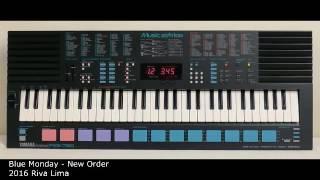 Yamaha PSS 780 - Blue Monday / New Order