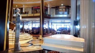 getlinkyoutube.com-Cruise Vlog: April 8 Day 2 {At Sea & Formal Night}
