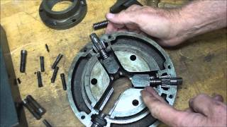 getlinkyoutube.com-OLD TECHNOLOGY SERIES #1  Lathe Chuck tubalcain mrpete222