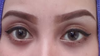 getlinkyoutube.com-how to do eyebrows like a pro