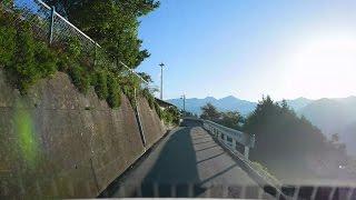 getlinkyoutube.com-4K 天空の下栗の里へ 国道~はんば亭 (全線ほぼノーカット)