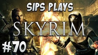 getlinkyoutube.com-Sips Plays Skyrim - Part 70 - King Crab
