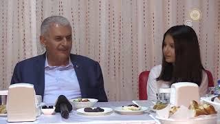Başbakan Yıldırım sevgi evinde kalan çocuklarla iftar yaptı