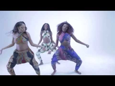 Unique Silver Dancers Woju Dance Video (Kiss Daniels) @unique_silver @sherriesilver
