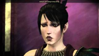 getlinkyoutube.com-Dragon Age Origins : Witch Hunt Romance Ending