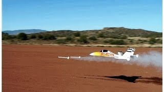 getlinkyoutube.com-Shooting a Estes Rocket from a Radio Controlled Aircraft RC Video by Roy Dawson Realtor video