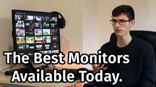getlinkyoutube.com-The PC Monitor Buyers Guide 2016!