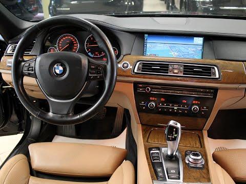 BMW 7 серия (F01 2010Г