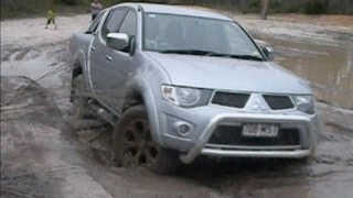 getlinkyoutube.com-Mitsubishi Triton Offroad Test