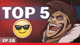 第28期 Top5
