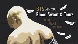 getlinkyoutube.com-[Piano/Instrumental] 방탄소년단 BTS - 피 땀 눈물 Blood Sweat & Tears