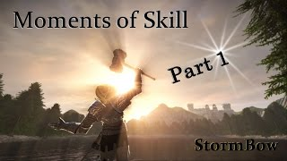 getlinkyoutube.com-Chivalry Medieval Warfare Moments of Skill (60 Fps)