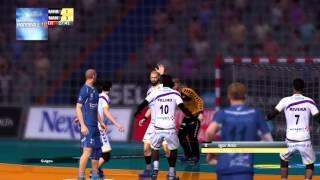 getlinkyoutube.com-[PS4]  Handball 16 match
