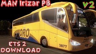 getlinkyoutube.com-MAN Irizar PB V2.0 Download ETS 2 HD