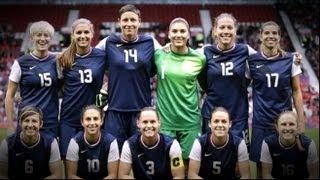 getlinkyoutube.com-London 2012 Olympic Games: Meet Alex Morgan, USA Women's Soccer Team