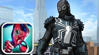 getlinkyoutube.com-Spider-Man Unlimited: Agent Venom Overview [Android/iPad]