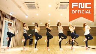 AOA - 단발머리(Short Hair) 안무영상(Dance Practice) Full ver.