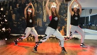 "getlinkyoutube.com-Christmas Fitness Dance ""Britney Spears ""My only wish"" Choreography"