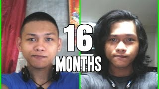 getlinkyoutube.com-16 Months Hair Growth Time Lapse (PICTURE A DAY)