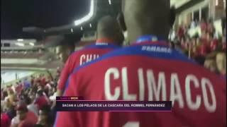getlinkyoutube.com-Se forma en pleno juego con los técnicos de Panamá/Honduras