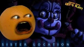 getlinkyoutube.com-Annoying Orange Plays - FIVE NIGHTS AT FREDDY'S: Sister Location
