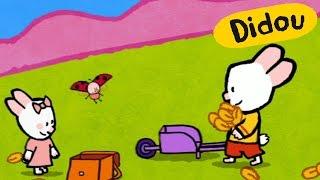 getlinkyoutube.com-Brouette - Didou, dessine-moi une brouette |Dessins animés pour les enfants