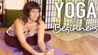 getlinkyoutube.com-Yoga For Back Pain - 30 Minute Back Pain, & Sciatica Relief For Beginners