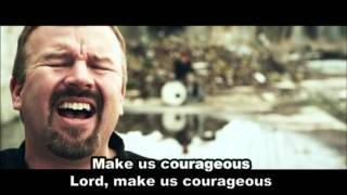 getlinkyoutube.com-Courageous-Casting Crowns with lyrics
