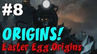 getlinkyoutube.com-CoD Zombies EASTER EGG Origins on ORIGINS! [8] ★ CoD Black Ops 2 Zombies