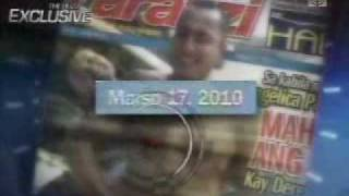 getlinkyoutube.com-Angelica Panganiban-Derek Ramsay Dukot Scandal (The Buzz)