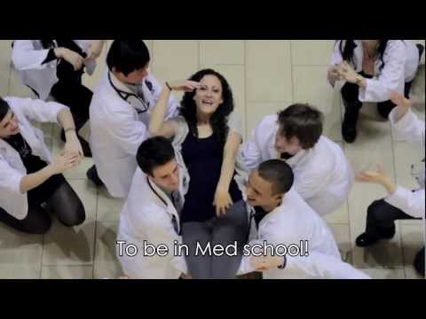 Med School Musical - A Disney Parody - University of Alberta
