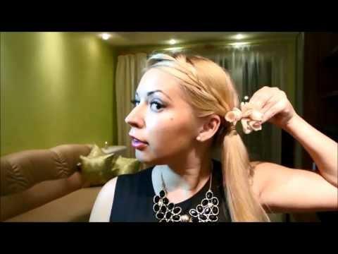 Plaukų pynimas - greita ir madinga!/Hair braid - fast and fashionable!