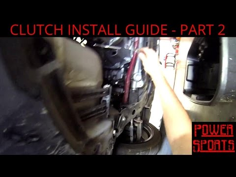 Scion FR-S Clutch Install Guide - Removing The Shifter - Part 2 of 10