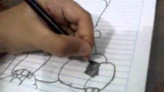 Que tal dibujo??? | Dibujos de FNAF 2 #1