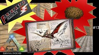 getlinkyoutube.com-Ark Survival Evolved - Dodo Kibble Pteranodon Tame in 1 hour - Episode 13 (Gameplay)