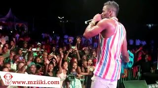 getlinkyoutube.com-Diamond Platnumz - Mombasa Concert (12th October 2014)