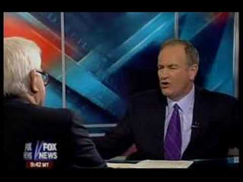 Phil Donahue kicks Bill O'Reilly's ass on the Factor