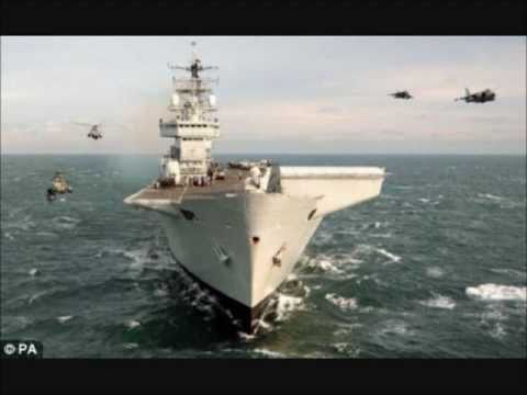 The Top 5 Navies in the World