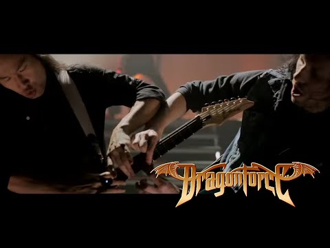 DragonForce - Cry Thunder (HD Official Music Video)