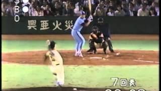 getlinkyoutube.com-1983 江川卓 4    高めのつり球