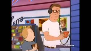 getlinkyoutube.com-Hank Hill listens to bad music