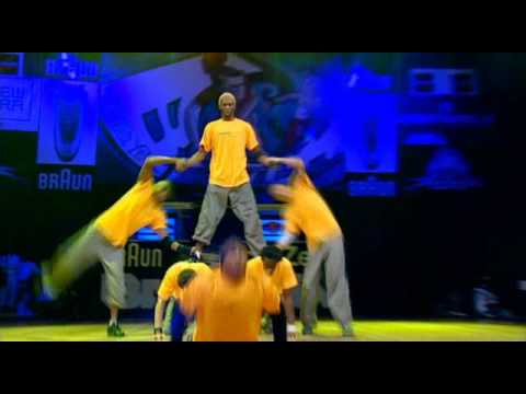 Planet Bboy - Phase T - BOTY 2005 Showcase