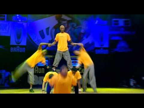 Planet Bboy - Phase T - BOTY 2005 Showcase