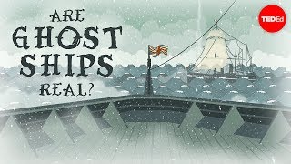 Are ghost ships real? - Peter B. Campbell width=