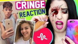 getlinkyoutube.com-Reacting To Cringey Kid Musical.lys | Naughty Teens & Weird Kids *CRINGE WARNING*