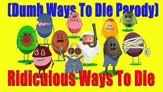 getlinkyoutube.com-Ridiculous Ways To Die (With Gramps on Guitar)