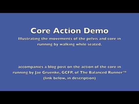 Runner's Core Action Demo
