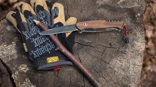 getlinkyoutube.com-Vorstellung Victorinox Rangerwood 55 + Vergleich mit dem Victorinox Forester